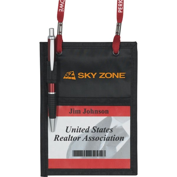 Promotional Convention ID Holder