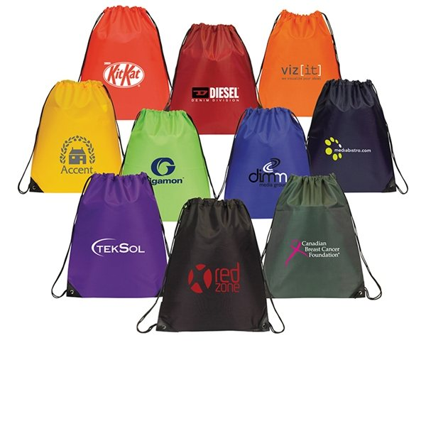 Promotional Classic Drawstring Backpack