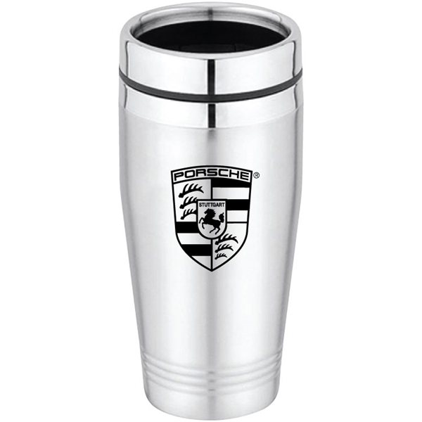 Promotional Newport - 16 oz Stainless Steel Tumbler