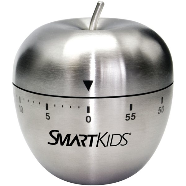 Promotional Stainless Steel Apple Timer