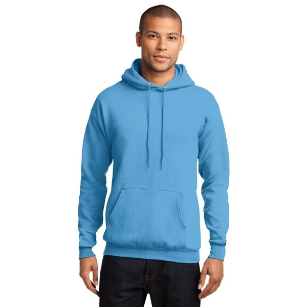 Promotional Port Company Classic Pullover Hooded Sweatshirt - COLORS