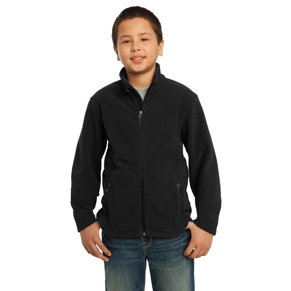 Promotional Port Authority Youth Value Fleece Jacket - COLORS