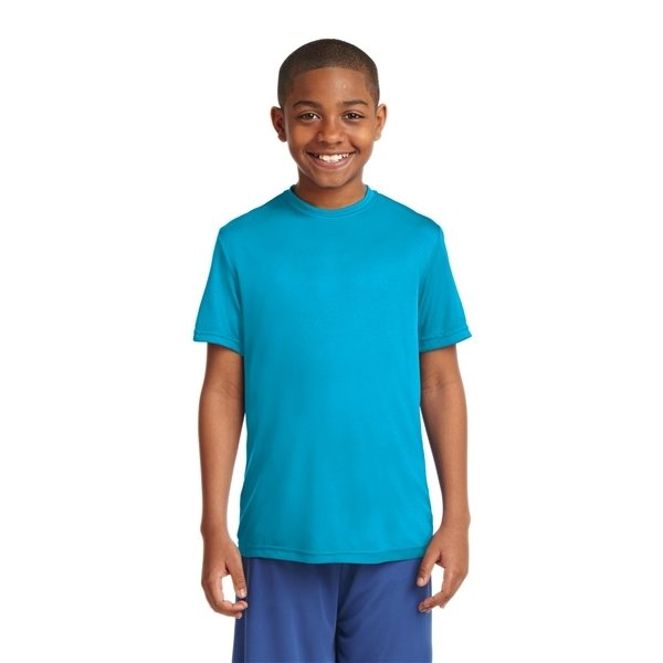 Promotional Sport - Tek Youth Competitor Tee - COLORS