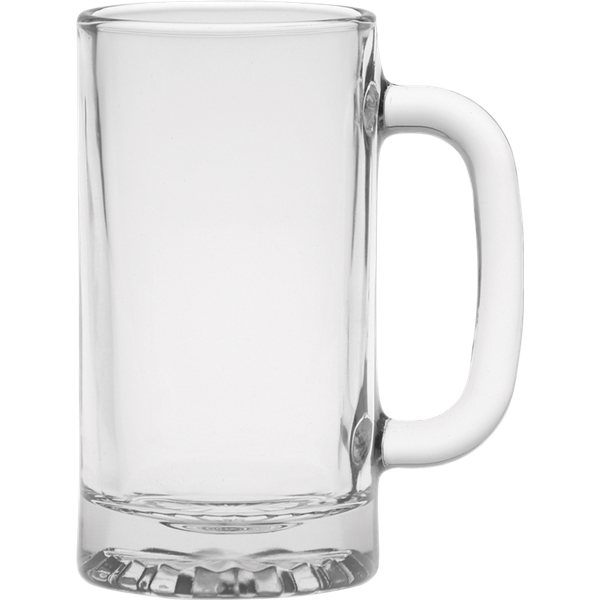 Promotional 16 oz Brewmaster Tankard - Deep Etched