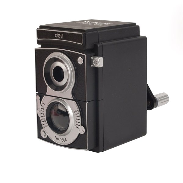 Promotional Kikkerland Camera Pencil Sharpener