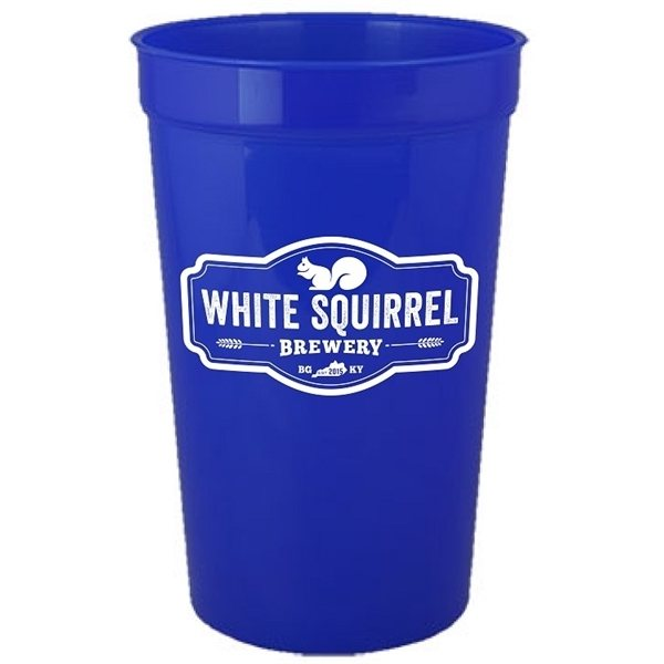 Promotional 17 oz Tall Stadium Cup