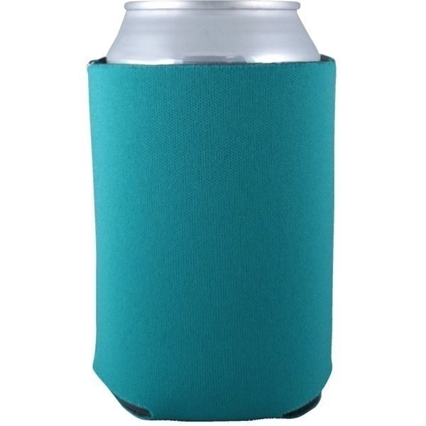 Collapsable Foam Can Cooler Logo Imprinted Koozie