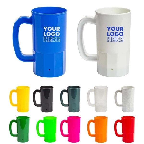 Promotional 14 oz Single Wall Stein