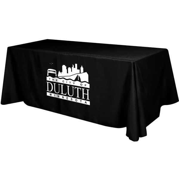 Promotional Closed - Back Table Throw - 8