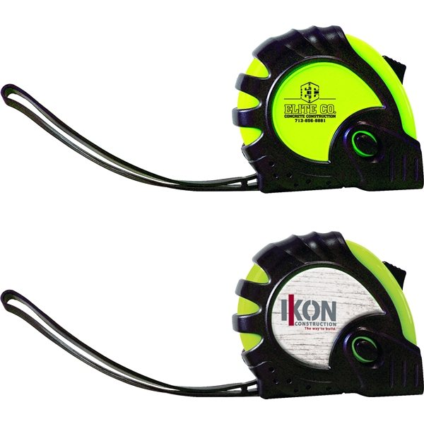 Promotional 10 Foot Tape Measure