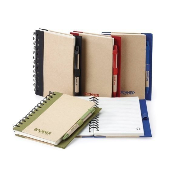 Promotional Tristan Notebook Combo