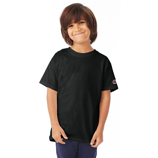 Promotional Champion Youth 6.1 oz Short - Sleeve T - Shirt - COLORS