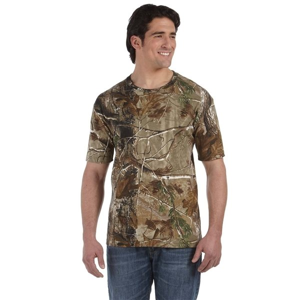 Promotional CODE FIVE Realtree(R) Camo T - Shirt - ALL