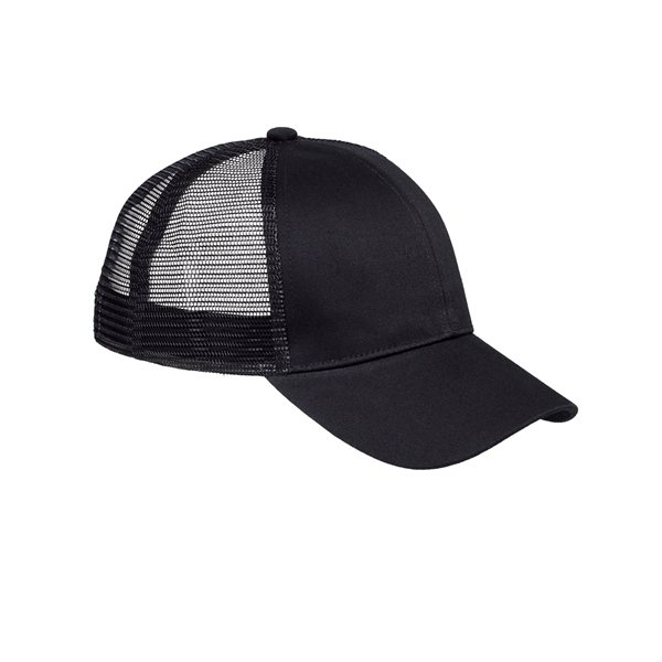 Promotional Big Accessories 6- Panel Structured Trucker Cap