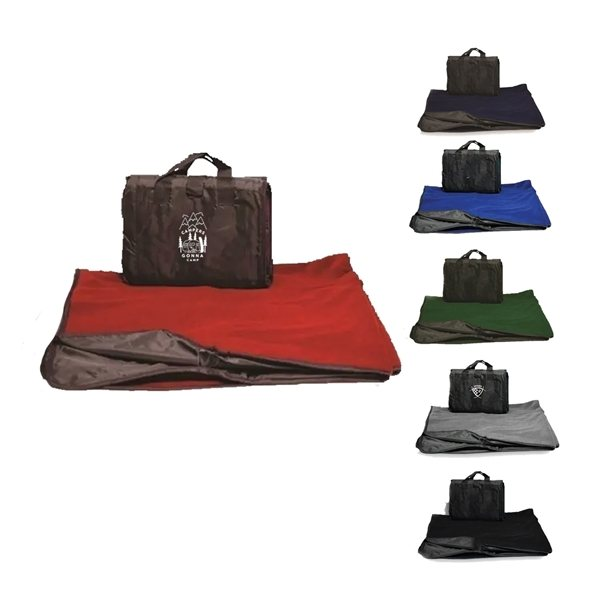 Promotional Polyester Picnic Blankets