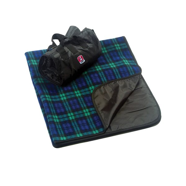 Promotional Picnic Fleece Blankets