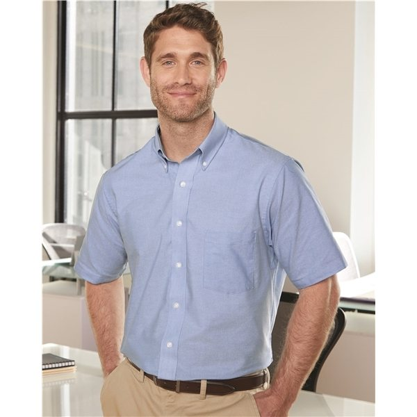 Promotional Van Heusen Short Sleeve Oxford