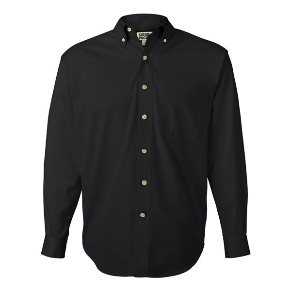 Promotional Sierra Pacific Long Sleeve Cotton Twill Shirt - COLORS