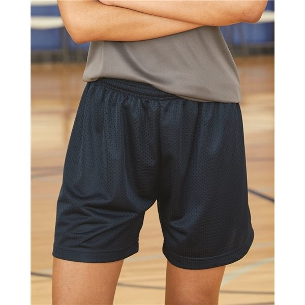Promotional Badger Ladies 5 Inseam Pro Mesh Shorts