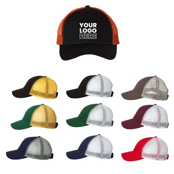 Promotional Authentic The Duke Washed Trucker Cap
