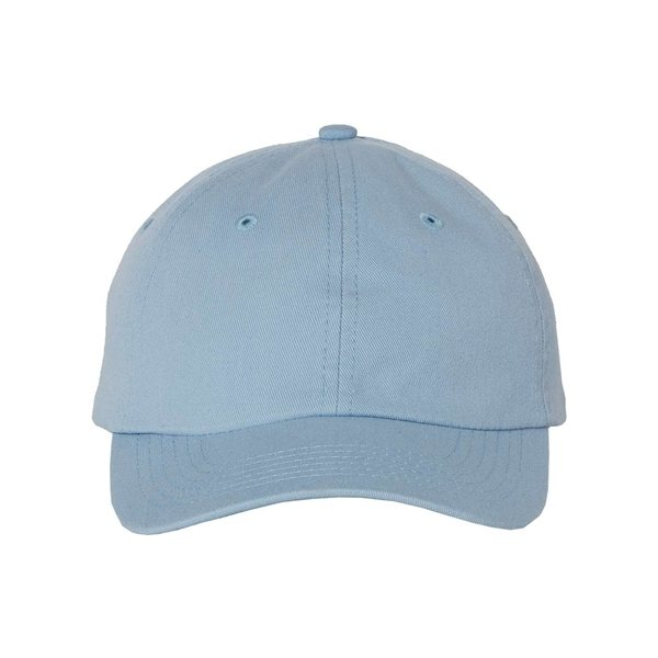 Promotional Valucap Youth Bio - Washed Unstructured Cap - COLORS