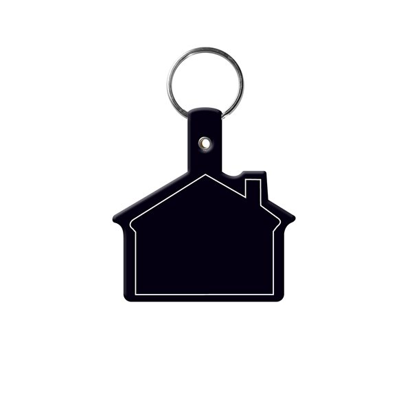 Promotional House Flexible Key - tag