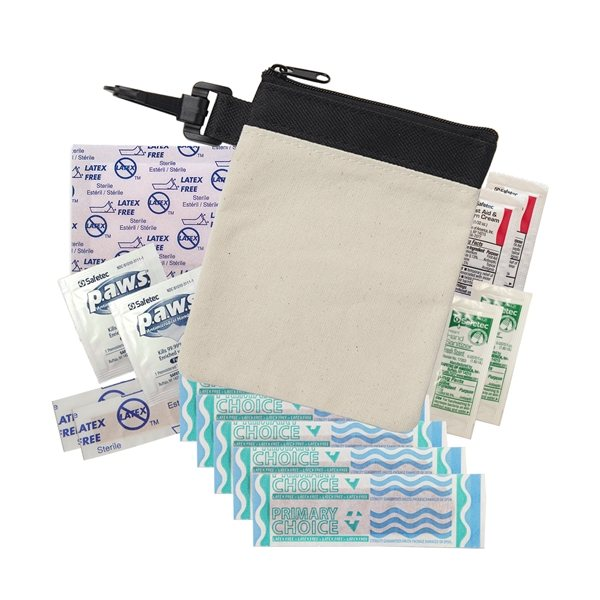 Promotional Clip - It(TM) Canvas First Aid Kit