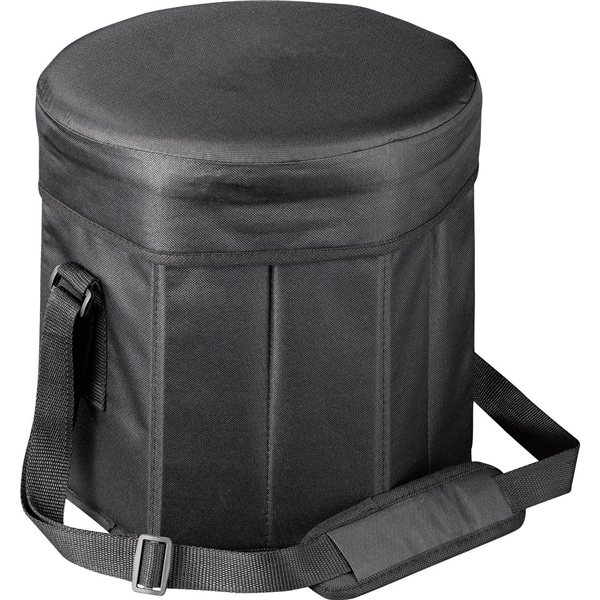 Promotional Game Day Cooler Seat (200lb Capacity)