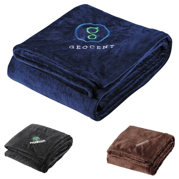 Promotional Sherpa Home Throw