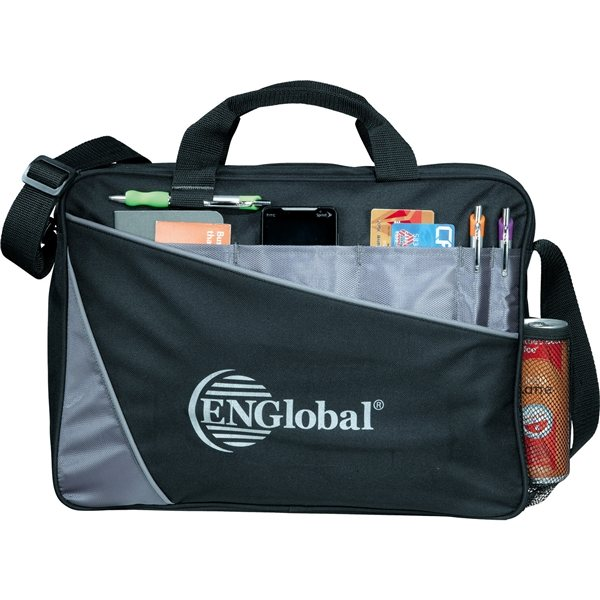 Promotional Angle 15 Computer Briefcase