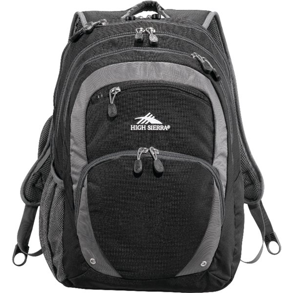 Promotional High Sierra(R) Overtime Fly - By 17 Computer Backpack
