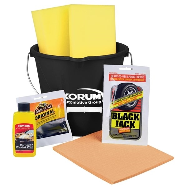 Promotional Detailing Car Wash Kit