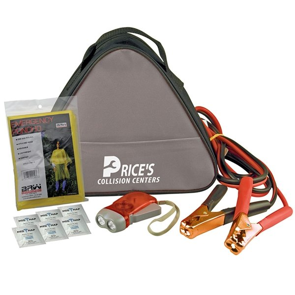Promotional Triangle Auto Safety Kit