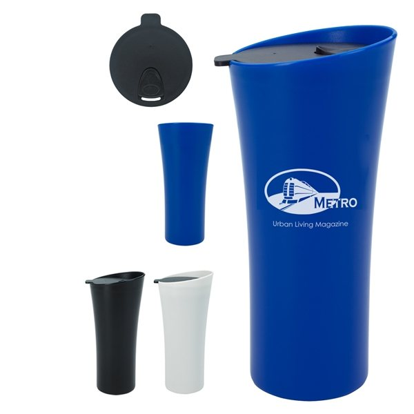 Promotional Double Wall 18 oz Chic Tumbler