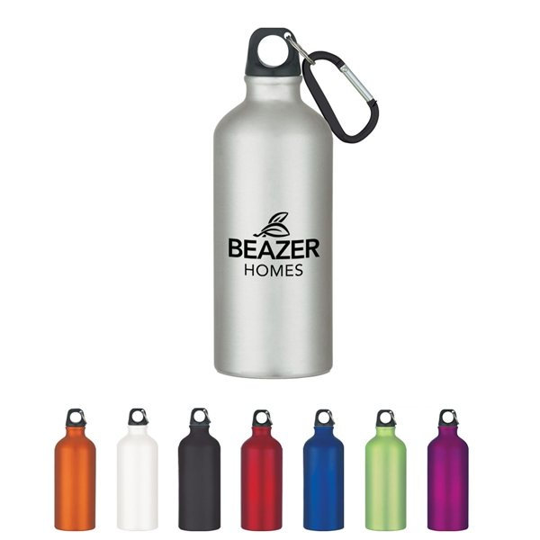 Promotional 20 oz Tundra Aluminum Bike Bottle