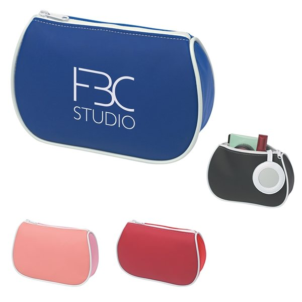 Promotional Amenities Bag With Mirror