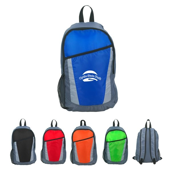 Promotional Polyester City Backpack