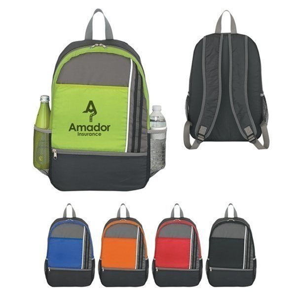 Promotional 210D Ripstop Backpack