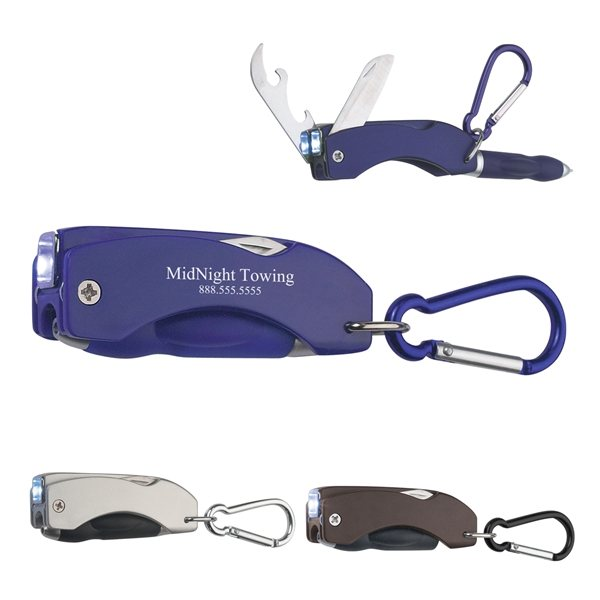 Promotional 5 In 1 Multi - Function Tool