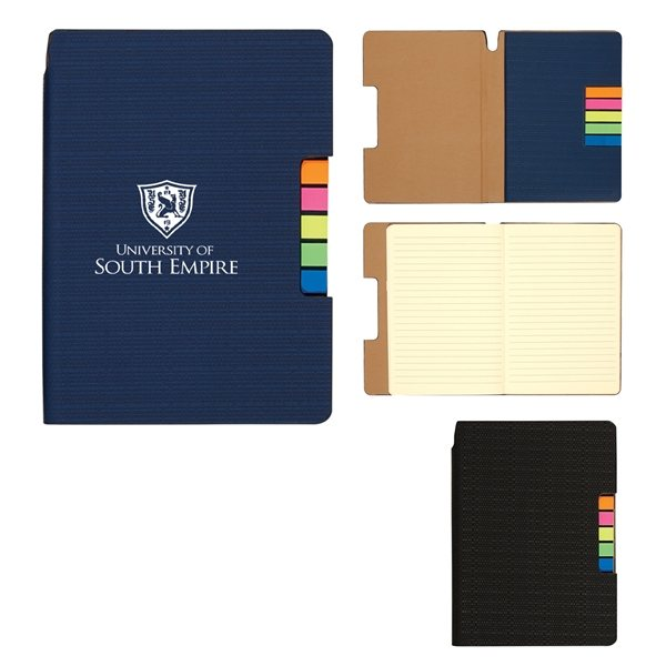 Promotional Sticky Flag Journal Notebook