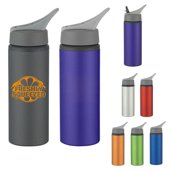 Promotional 25 oz Aluminum Bike Bottle