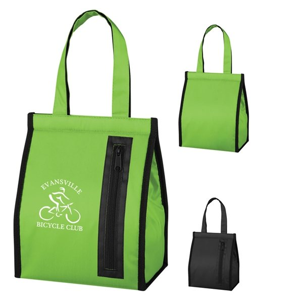 Promotional Snack Time Insulated Lunch Bag