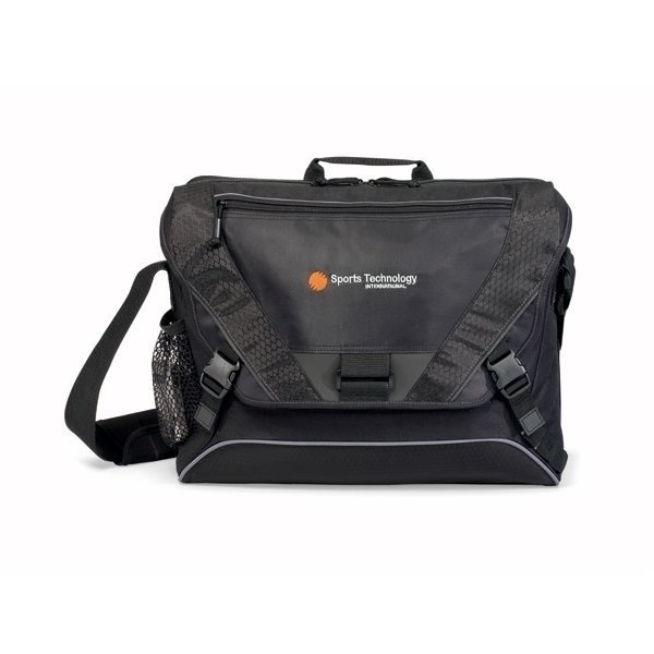 Promotional Vertex(TM) Computer Messenger Bag II