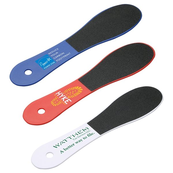 Promotional Smooth Moves Foot File
