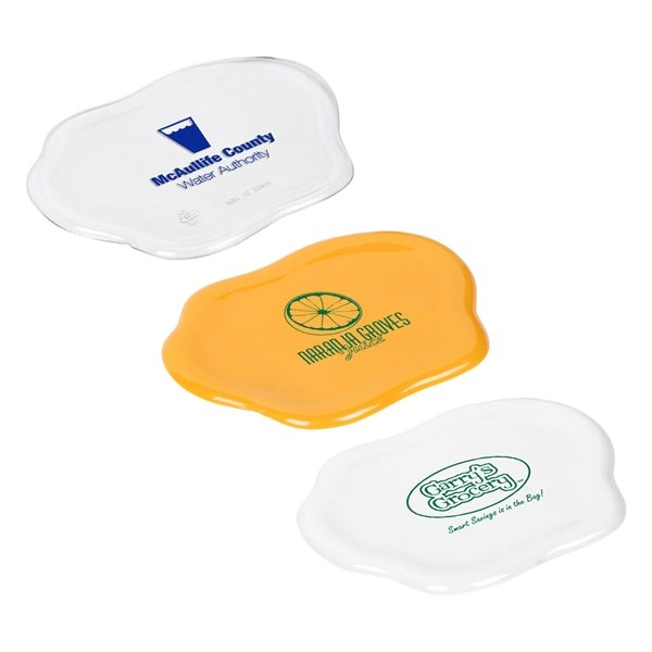 Promotional Sip N Spill Coaster