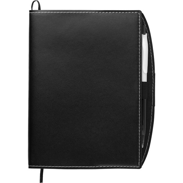 Promotional 6 x 7.5 Talbot Notebook with Pen