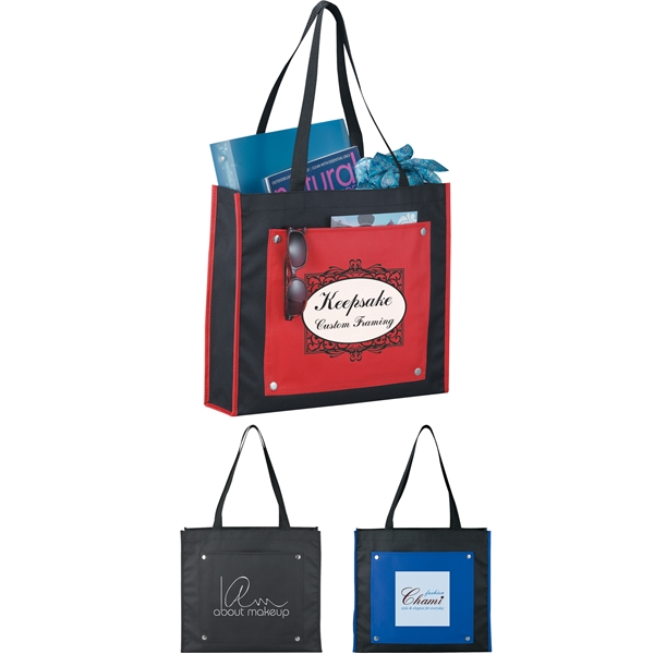 Promotional Snapshot Convention Tote