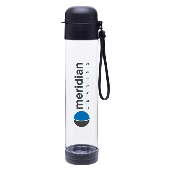 Promotional 25 oz H2go Hybrid - Black