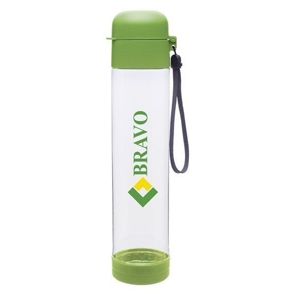 Promotional Custom H2go Hybrid Sports Bottle - 25 oz