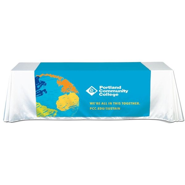 Promotional Table Runner - 82 x 60